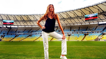 Polska celebrytka promuje Brazylię