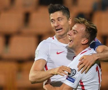 Polska - Czarnogóra 4-2. Kamil Grosicki o fetowaniu awansu na mundial
