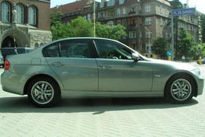 Polska drogówka w BMW!