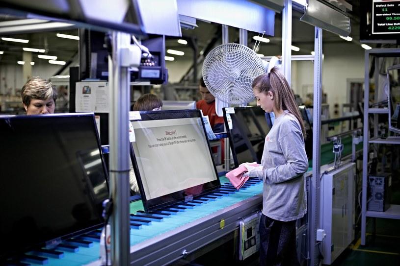 Polska fabryka LG w Mławie rozpoczęła masową produkcję jednych z najbardziej zaawansowanych telewizorów LG w technologii Ultra HD /materiały prasowe