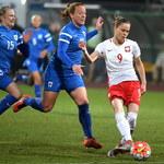Polska - Finlandia 1-0 w meczu towarzyskim piłkarek