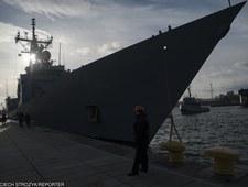 Polska fregata patroluje za Kołem Podbiegunowym