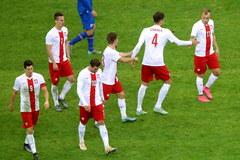 Polska - Islandia: Piłkarskie starcie na Narodowym w obiektywie