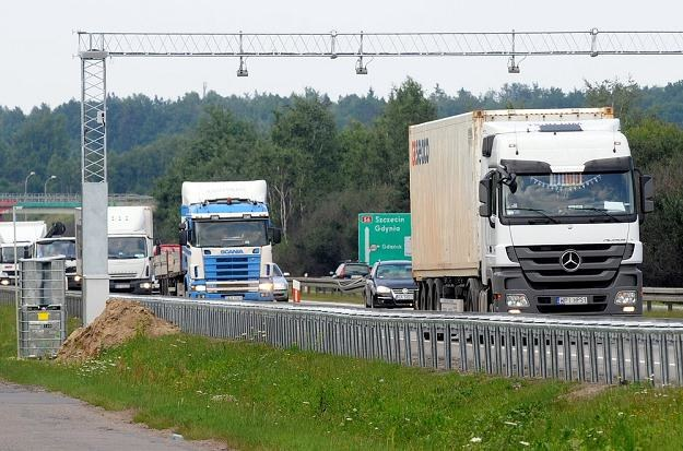 Polska jest europejskim liderem w transporcie / Fot: Wojciech Stróżyk /Reporter