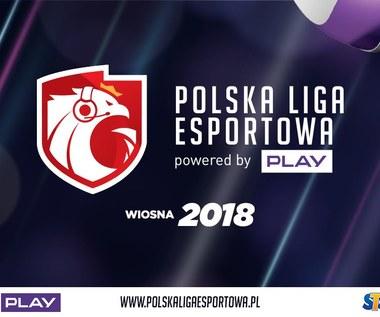 Polska Liga Esportowa: Wystartował sezon zasadniczy Wiosna 2018