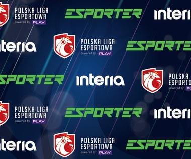 Polska Liga Esportowa x Esporter: Finały na żywo prosto z Kielc!