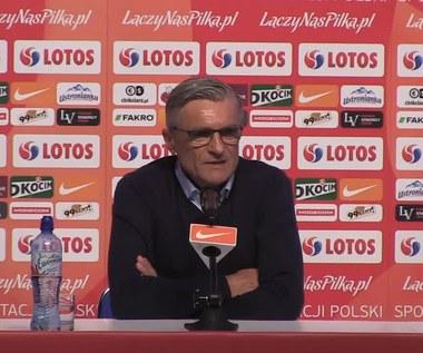 Polska - Litwa 0-0. Nawałka o meczu. Wideo
