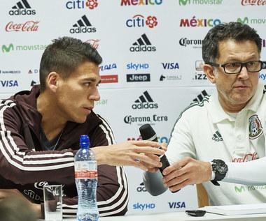 Polska - Meksyk. Trener Osorio: Jestem pełen uznania dla waszej reprezentacji