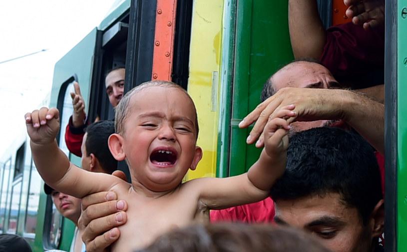 Polska może być zmuszona do przyjęcia 10 tys. uchodźców /AFP