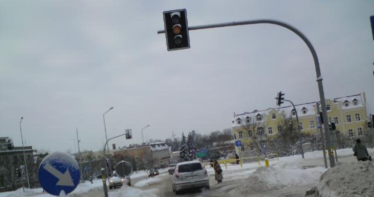 Polska pod śniegiem w obiektywie reportera RMF FM