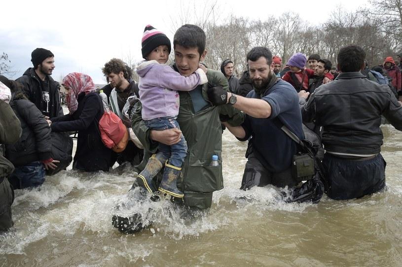 Polska powoli zwiększa pomoc dla ofiar konfliktu na Bliskim Wchodzie; zdj. ilustracyjne /Danilo Balducci /East News
