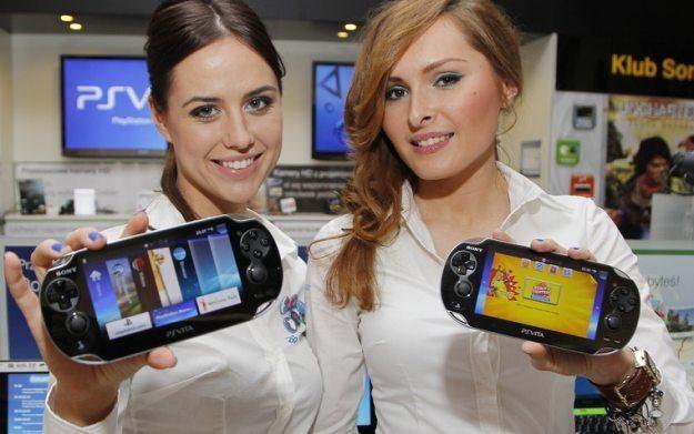 Polska premiera konsoli PlayStation Vita - fot. Ida Podsiebierska/AKPA /Informacja prasowa