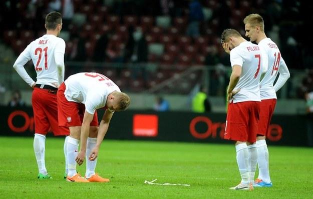 Polska przegrała mecz ze Szkocją