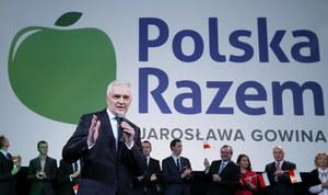 """""""Polska Razem"""" - nowa partia Jarosława Gowina"""
