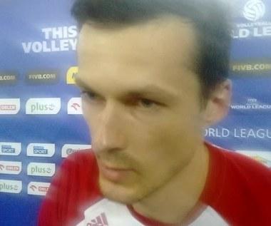Polska - Rosja 0:3 w Lidze Światowej. Rafał Buszek: Zasłużenie wygrali. Wideo