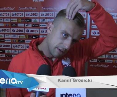 Polska - Rumunia 3-1. Grosicki: Rywale nie śpią. Wideo