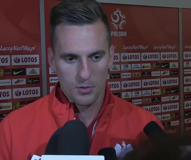 Polska - Rumunia 3-1. Milik: Awans na wyciągnięcie ręki. Wideo