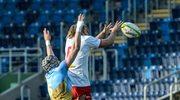 Polska - Ukraina 17-20 w Pucharze Narodów w rugby