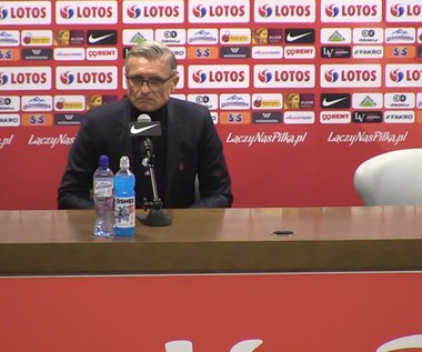 Polska - Urugwaj 0-0. Adam Nawałka o Borucu. Wideo