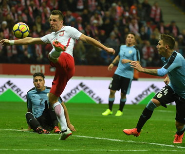 Polska - Urugwaj 0-0. Nieudane polowanie na Wilczka?