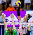 Polska - Węgry 3:0 w el. ME siatkarek