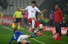 Polska - Włochy 1-2 w meczu kontrolnym reprezentacji do lat 21