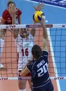 Polska - Włochy 2:3. Galeria