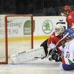 Polska - Włochy 3-4 na turnieju EIHC w Budapeszcie