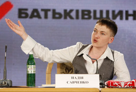 Polski akcent na konferencji Sawczenko