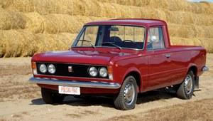 Polski Fiat 125p pick-up (1975-1991) - bagażówka z PRL-u