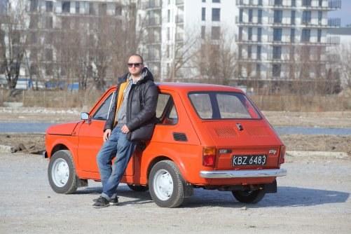 Polski Fiat 126p. Ceny od: 1500 zł /Motor