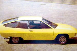 Polski fiat coupe 1500