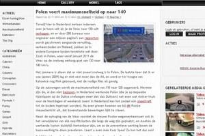 """Polski kierowca - """"pirat i złodziej"""""""
