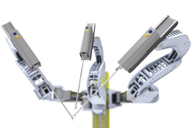 Polski Robin Heart to jeden z robotów chirurgicznych /materiały prasowe