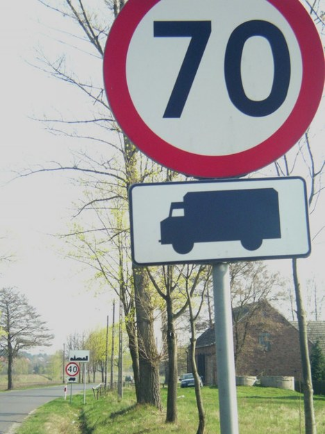 Polskie drogi...