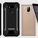 Polskie marki myPhone i HAMMER na MWC 2018