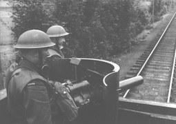 Polskie pociągi pancerne w Wielkiej Brytanii