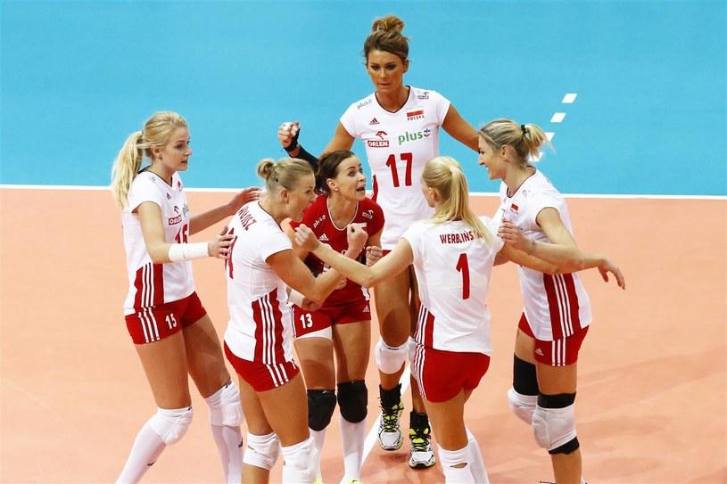 Polskie siatkarki po ciężkim boju pokonały Białorusinki /www.cev.lu