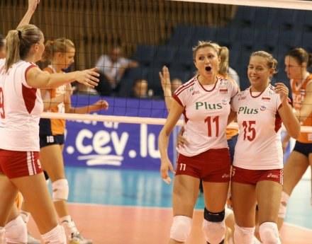 Polskie siatkarki po raz czwarty z rzędu zagrają w prestiżowych rozgrywkach World Grand Prix /www.cev.lu