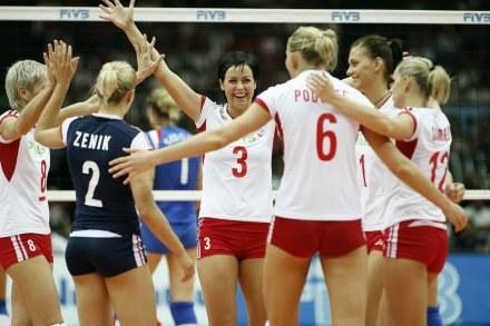 Polskie siatkarki po raz pierwszy w historii zagrają w turnieju finałowym World Grand Prix /www.fivb.org