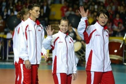 Polskie siatkarki przeniosły się z Tokio do Nagoi Fot. Rafał Bała /Agencja Przegląd Sportowy
