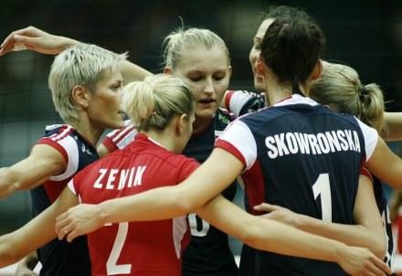 Polskie siatkarki przypieczętowały awans do finału WGP wygraną nad Kazachstanem /www.fivb.org