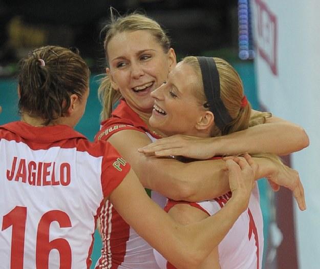 Polskie siatkarki w piątek rozpoczynają walkę w mistrzostwach świata /AFP