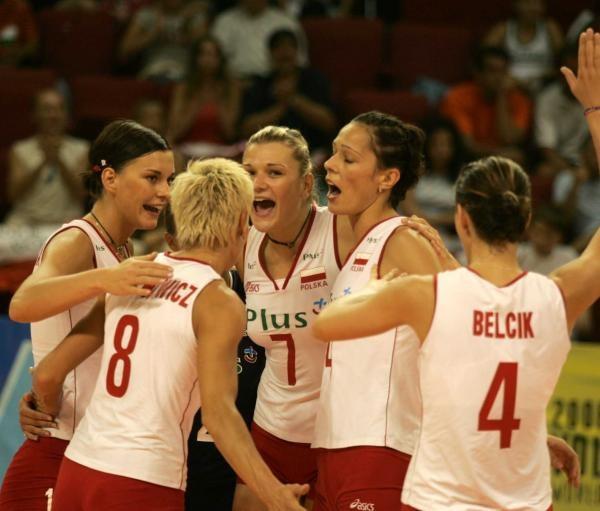 Polskie siatkarki walczą w Warnie o awans do mistrzostw świata /www.fivb.org