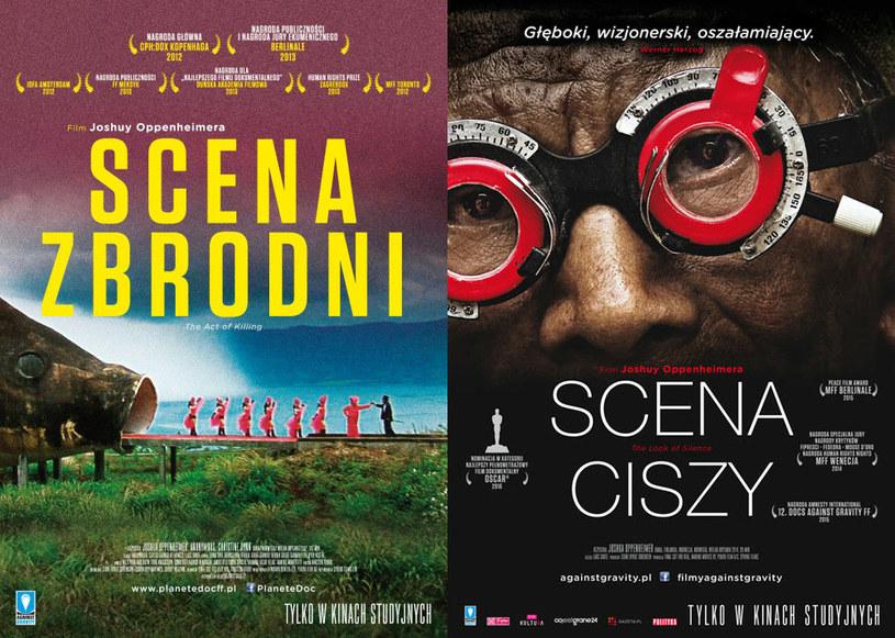 Polskim dystrybutorem obydwu filmów Joshuy Oppenheimera jest Against Gravity /materiały dystrybutora