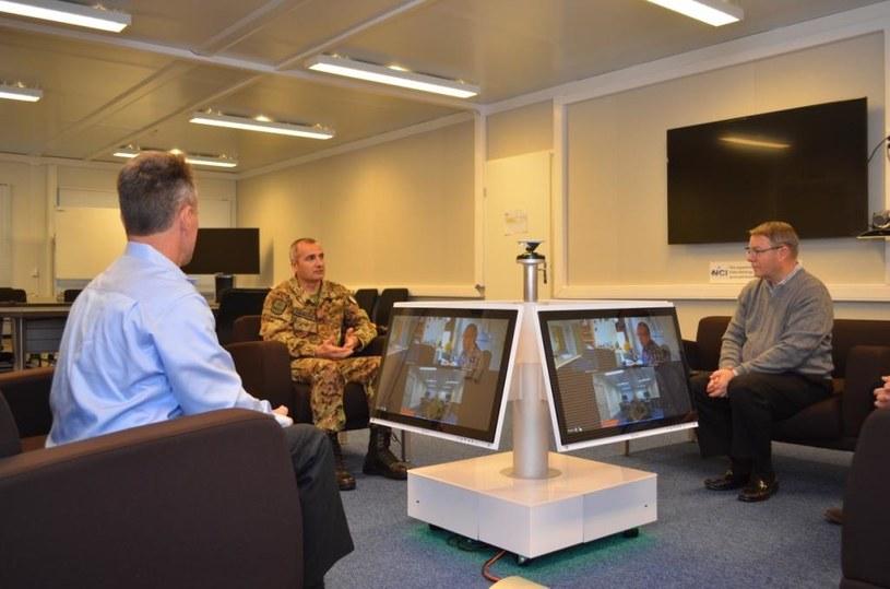 Polycom RealPresence Centro to innowacyjna technologia komunikacji, z której zaczęło korzystać NATO /materiały prasowe