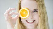 Pomarańczowa woda urody doda