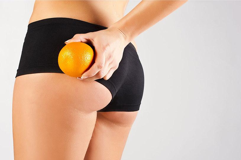 Pomarańczowej skórki można sie pozbyć. Konieczna jest tylko regularna pielęgnacja /123RF/PICSEL