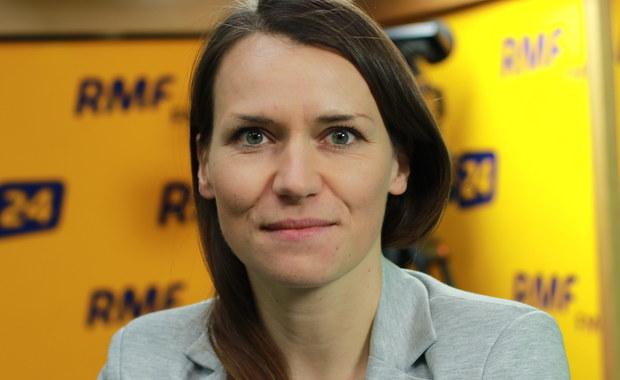 Pomaska: Kuchciński to druga osoba w państwie, a mam wrażenie, że decyduje ktoś inny