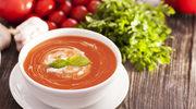 Pomidorowa z bazylią